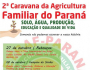 2° Caravana da Agricultura Familiar do Paraná